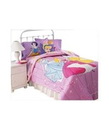 Princess Dance and Romance Twin Comforter - $38.00