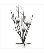 Crystal Tree Tealight Candle Holder - $25.00