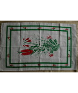 National Trust Australia Tea Dish Towel Souvenir Collector Australian Pl... - $14.95