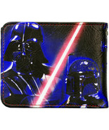 Star Wars Dark Side Bi Fold Wallet  - $23.00