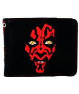 Star Wars Darth Maul Bi Fold Wallet - $20.90