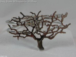 Silver Wandering Tree Bracelet (Spring Loaded) - $16.95
