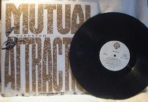 Sylvester - Mutual Attraction - Warner Brothers Records 0-20649 - PROMO