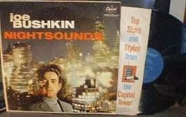 Joe Bushkin - Nightsounds - Capitol T 983 - Jazz - $3.00