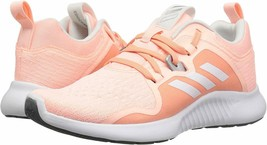 New Womens adidas edgebounce Running Shoes Clear Orange/White/Copper Met... - £44.48 GBP