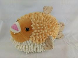 "Orange Puffer Fish Plush 11"" Ripley's Aquarium Stuffed Animal Toy - $14.95"