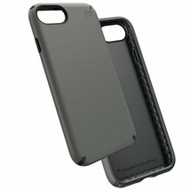 Speck Products 79986-5731 Presidio Cell Phone Case for iPhone 7, Graphite Grey - $19.34