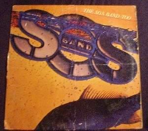 The S.O.S. Band - Too - Tabu Records FZ 37449