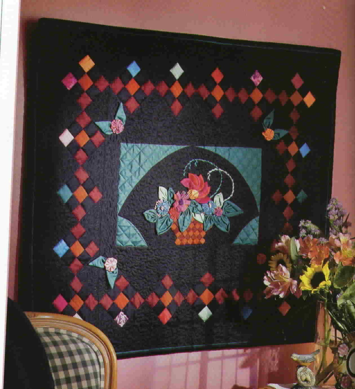 American Patchwork and Quilting Better Homes and Gardens Issue 52 October 2001