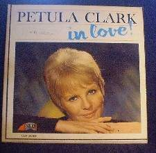 Petula Clark - In Love! - Laurie Records LLP 2032