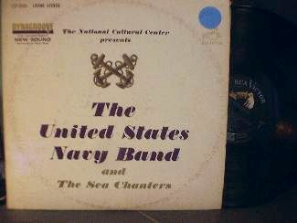 United States Navy Band & Sea Chanters - RCA LSP-2688