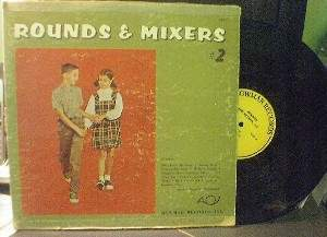 ROUNDS & MIXERS #2 - Bowmar Records B 2063