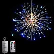 Viwind Firework Lights,Fairy String Lights Starburst Light with Remote C... - $20.22