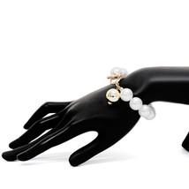 Ingemark Korean Sweet Imitation Pearl Bracelet Women Wedding 2018 New Lover Allo - $14.28