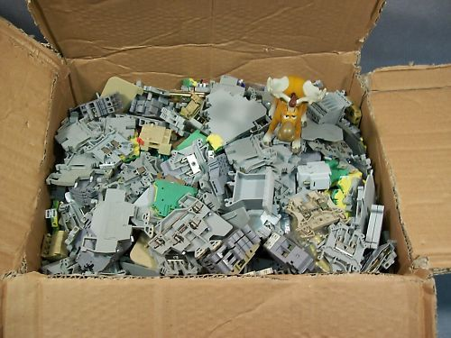 15 lb Assorted Contact Terminal Blocks M4/6 5116  M4/8S Assorted Contact / Te