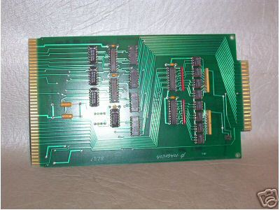 40303401-0, 1378, FMI Assembly Board  8221/V2