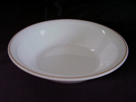 Corelle Indian Summer Soup Cereal Bowl Dish Brown Band - $3.00