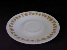 Corelle Butterfly Gold Saucer - $3.00