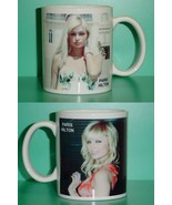 Paris Hilton 2 Photo Designer Collectible Mug 02 - $14.95