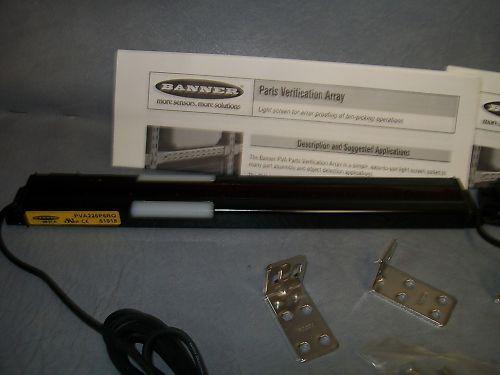 Banner PVA225P6Q 52907 Emitter Receiver