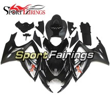 Grey Black Injection ABS Fairing Kit Cowling For Suzuki GSXR600 750 K6 2006 2007 - $413.26