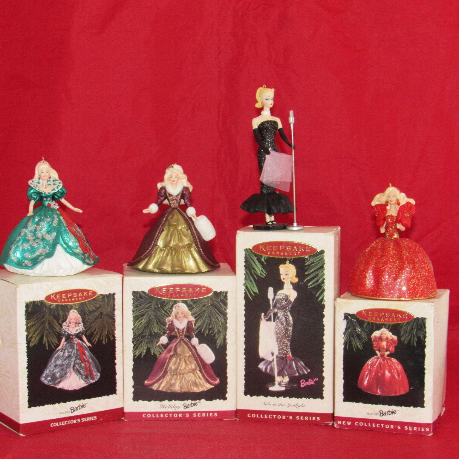 Barbie Christmas Ornament.Barbie Christmas Ornaments Hallmark Keepsake And 50 Similar Items