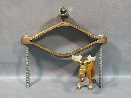 "Bronze Pipe Clamp Grounding 4"" to 6""Bronze Pipe Clamp Grounding 4"" to 6"""