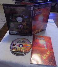 Rez complete great shape PS2 Playstation 2 - $29.95