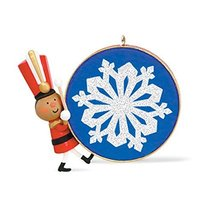 Hallmark Keepsake Ornament Tippity Tap Toy Soldier 2015 - $0.98