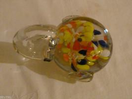 Art Glass Elephant Murano Style - $24.99