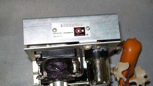 Cutler Hammer 13522ED9 Timer  0-10 seconds Range 1-6