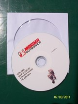 Mariner outboard motor service manual on CD-ROM - $13.95