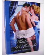 Mistress By Midnight  Courtesan Court By Maggie Robinson - $6.00