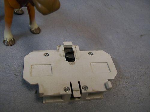 Cutler Hammer C320KGS6 Aux Contact