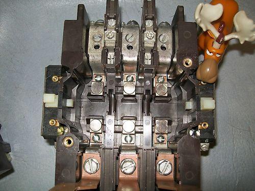 Cutler Hammer NEMA Size 3 Starter A10EN0 110v Coil