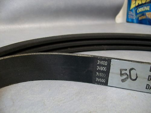 Dayco 3V600 Super Power-Wedge V-Belt