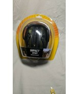Howard Leight Shooter Impact Sport Electronic Earmuffs Model R-01526  - $36.63