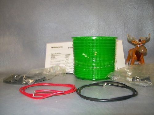 Edwards Adaptalight Stackable Beacon 48SLEDG-G1 Green