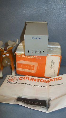 Electromatic Countomatic Dig Thermometer CT 251 120