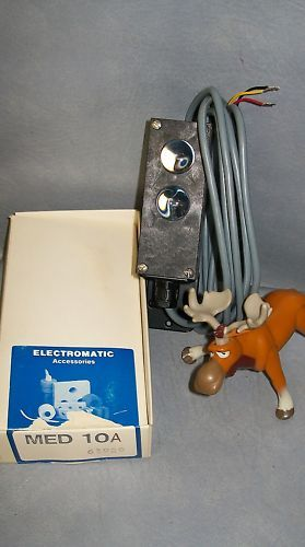 Electromatic Photoeye MED10A MED 10A