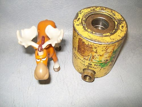 """Enerpac 10 Ton RLC 101 AC6 Hydraulic Cylinder 1"""" Stroke"""