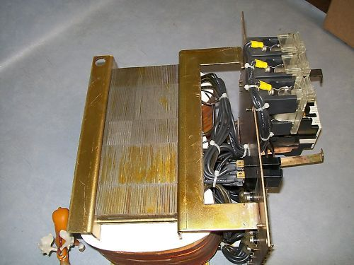 Fanuc Transformer 7.5 KVA RH A80L-0026-0010#A-02