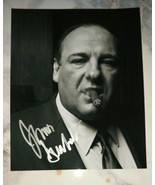 James Gandolfini Autographed 8x10 Photo COA - $298.00