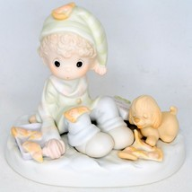 Enesco Precious Moments 1997 Pizza On Earth 521884 - $13.30