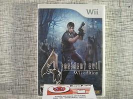 Resident Evil 4 Nintendo Wii Horror Adventure Game - $13.73