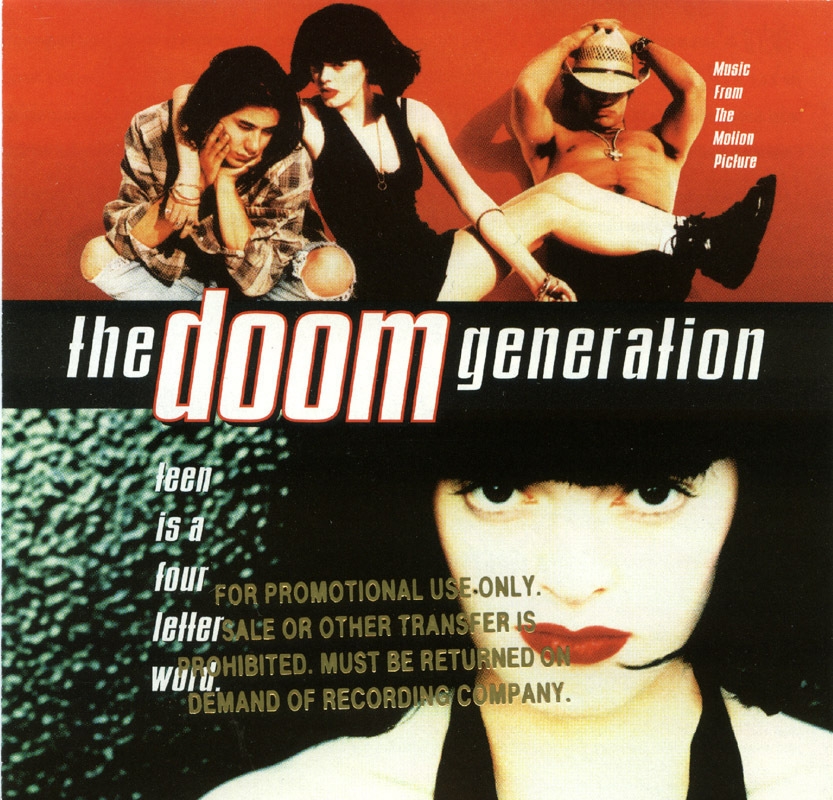 Doom Generation Soundtrack CD OOP Curve Lush Cocteau Twins