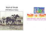 1st day issue man o war thumb155 crop