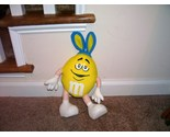 Yellow m and m with rabbit ears plush thumb155 crop