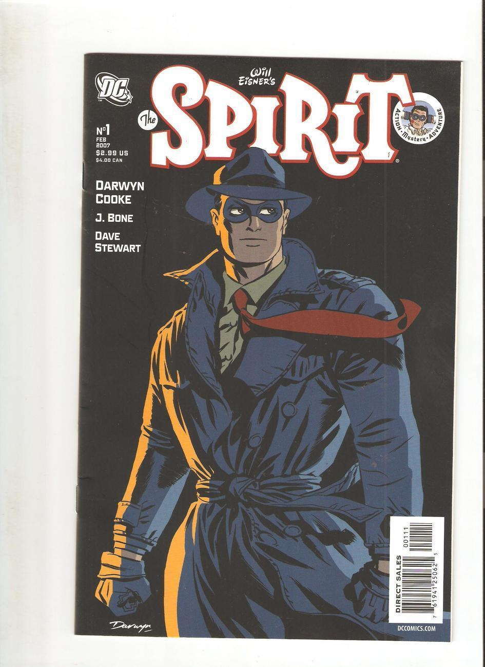 The Spirit # 1 (Feb.2007)