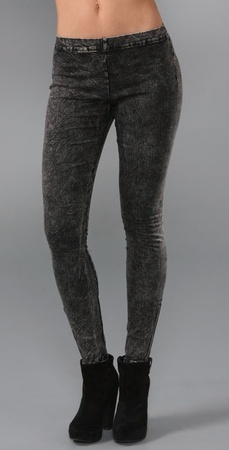 Joe's Jeans The Jean Legging in Mineral Acid Black Small Brand New With Tag